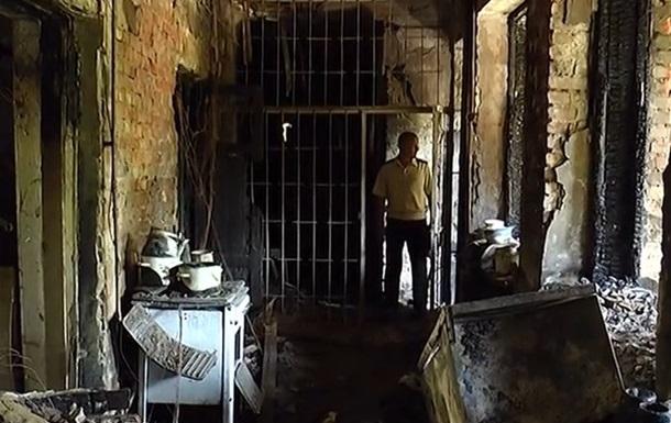 Пожар в многоэтажке Харькова: 80 человек эвакуированы