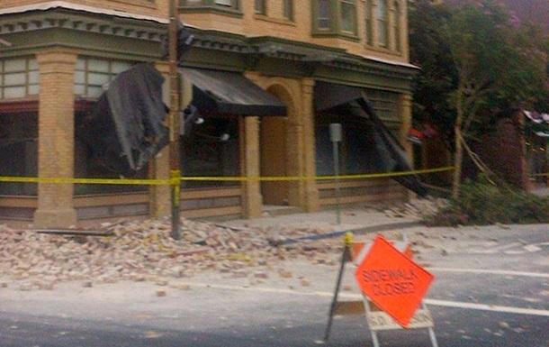 В Калифорнии сильнейшее землетрясение за 25 лет: более ста пострадавших