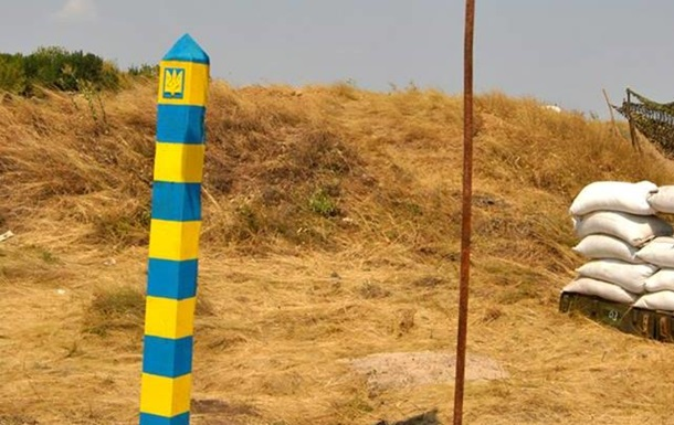Пограничники остановили колонну бронетехники в районе Новоазовска – штаб АТО