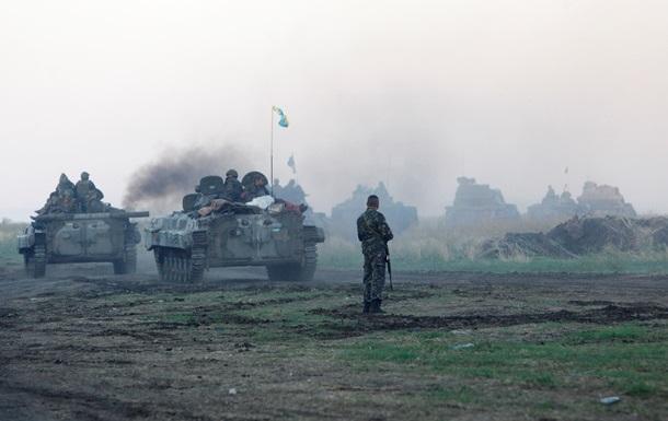 Силовики готовятся освобождать Луганск с севера