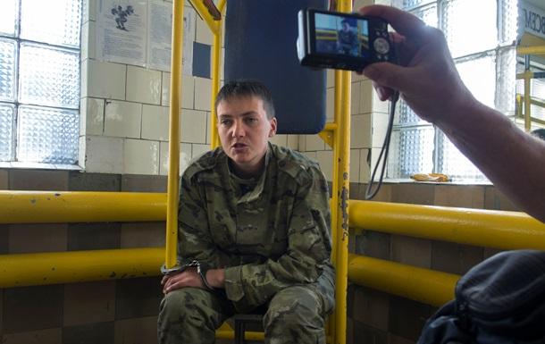 Российский суд рассмотрит продление ареста украинской летчицы Надежды Савченко
