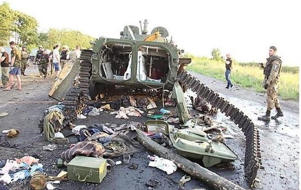 Воскресший танк снова уничтожен