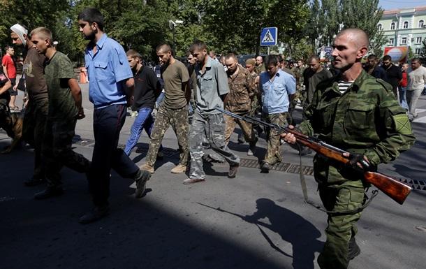 Климкин назвал  парад военнопленных  в Донецке точкой невозврата