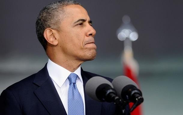 Конгресс США заплатит 350 тысяч долларов за иск к Обаме