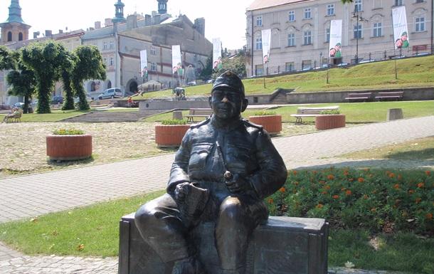 В Чехии открыли первый памятник  бравому солдату Швейку