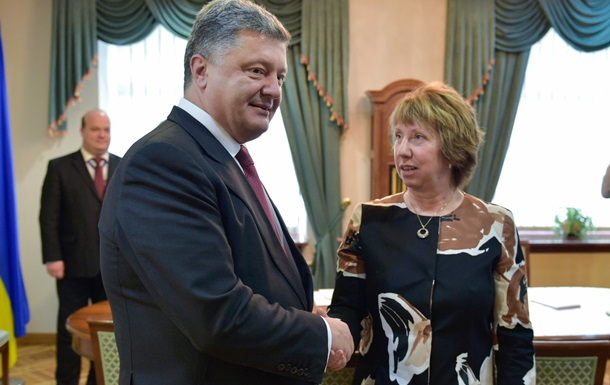 ЕС выступает за переговоры о перемирии в Украине