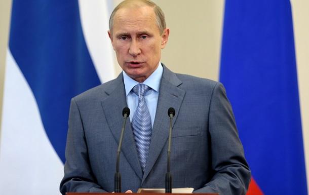 Путин рассказал, что делали российские десантники в Украине