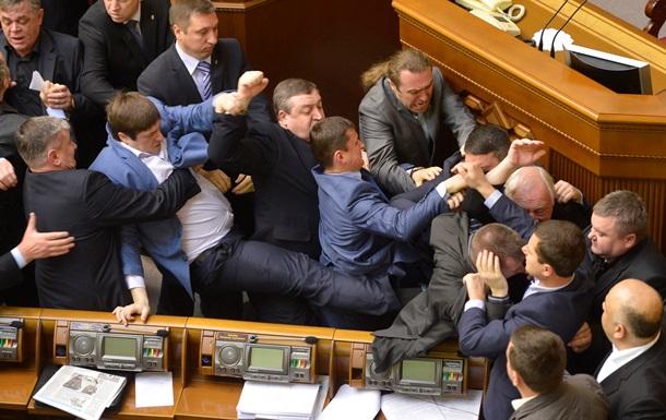 Воспользуются ли украинцы шансом  перезагрузить  законодательную власть?