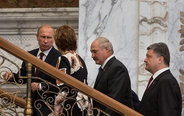 В Беларуси пройдет встреча контактной группы ОБСЕ – Россия – Украина