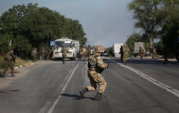 Ввод российских войск в Украину