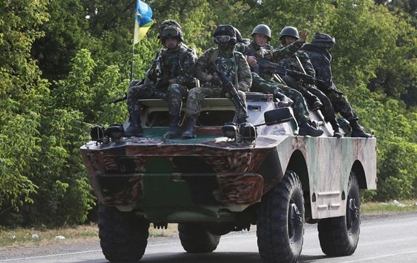 Военные в положении. Как атака сепаратистов изменила ситуацию на Донбассе