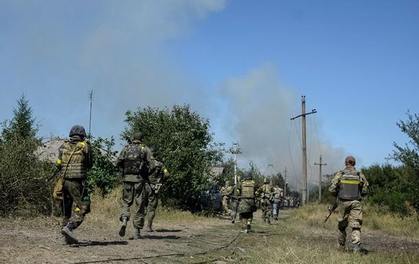 Фронтовые сводки с Юго-Востока за 28 августа