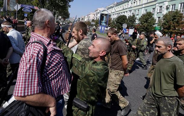 HRW: ДНР пытает, похищает и преследует гражданских лиц