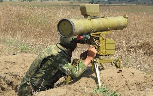 Переносной противотанковый ракетный комплекс Фагот