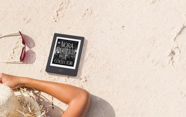 Создана первая электронная книга с защитой от воды, пыли и песка