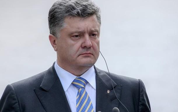 Украина надеется на военно-техническую международную помощь - Порошенко