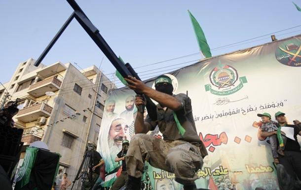 ХАМАС одобрило план по созданию независимого государства