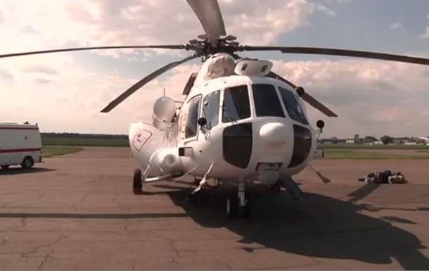 Нацгвардия получила модернизированные вертолеты