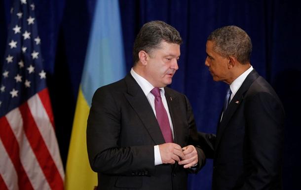 Порошенко подтвердил, что 18 сентября поедет в США