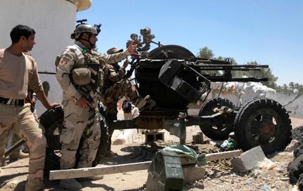 Германия поставит в Ирак оружие для борьбы с боевиками