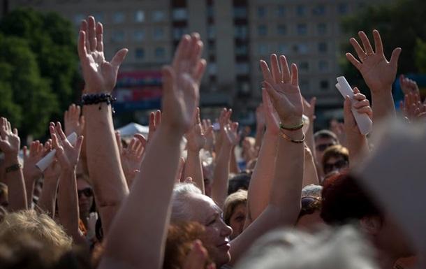 Общественные организации предлагают предоставить Донбассу особый статус