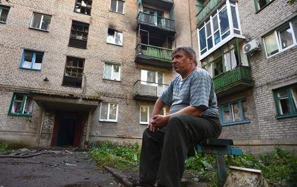 В Донецке с утра тихо, возобновлена подача воды в Киевский район
