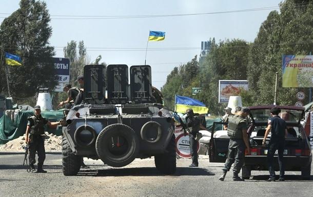 Россия продолжает отрицать ввод войск на Донбасс