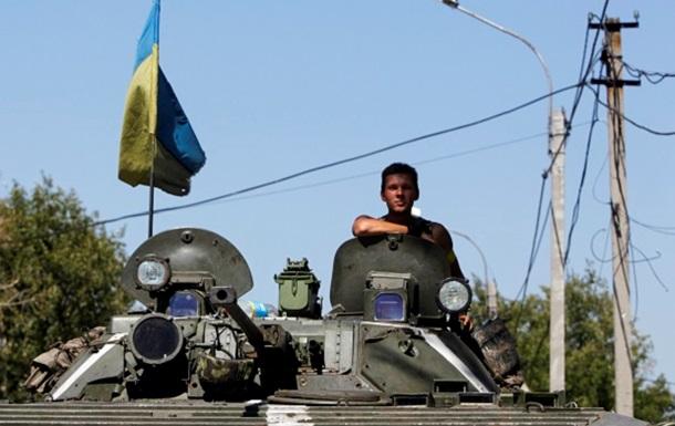 В Днепропетровске волонтеры собирают мобильные для военных