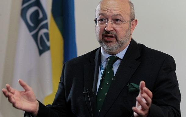 ОБСЕ: трудно подтвердить наличие войск России в Украине