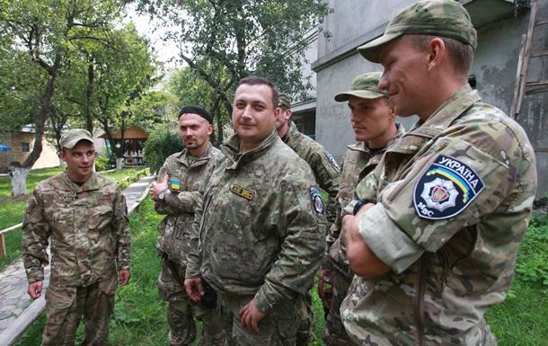 Корреспондент: Интервью с комбатом Киева-1 Виталием Сатаренко