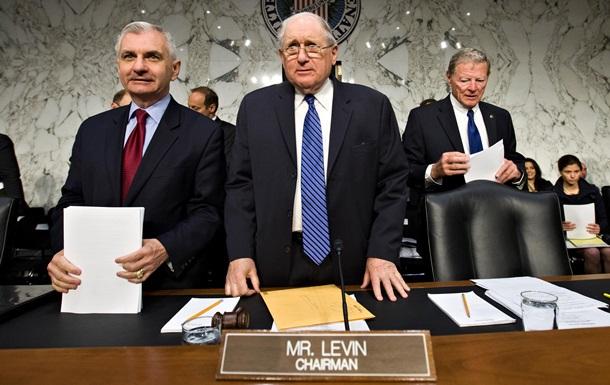 Сенатор США, отвечающий за оружие и армию, проведет тайные встречи в Украине – посольство