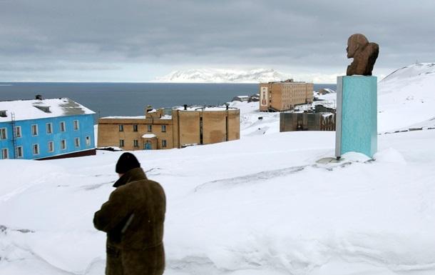 Россия создает научный центр на Шпицбергене