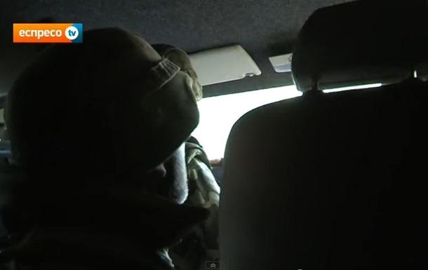 Опубликовано видео выхода части сил АТО из под Иловайска