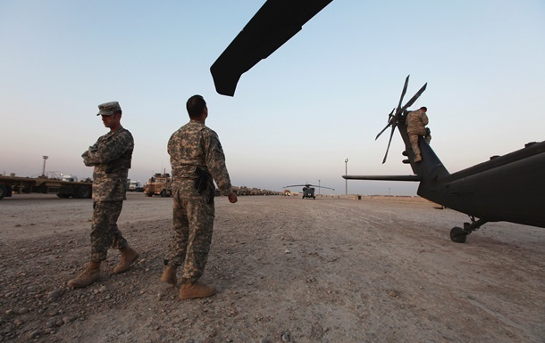 Обама приказал отправить 350 американских военных в Багдад