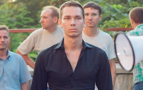 Бібіков Андрій незадоволений роботою свого опонента