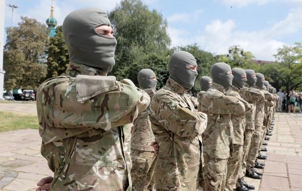 Составлен список всех батальонов, участвующих в АТО