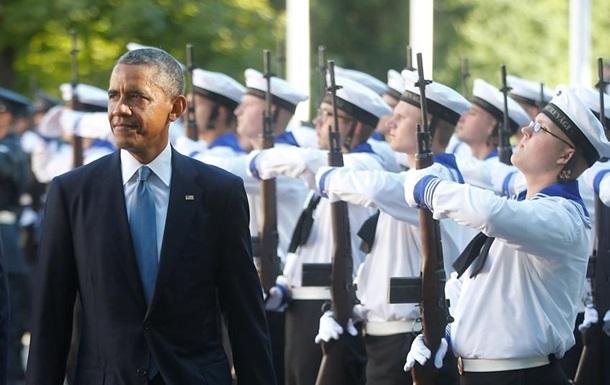 Обама: Протестами на Майдане руководили простые украинцы, а не фашисты
