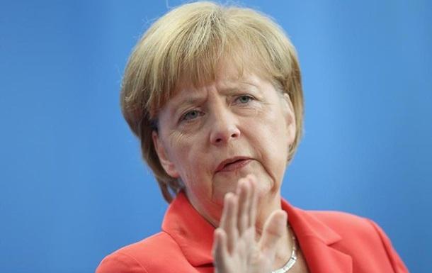 Меркель исключает вторжение России в страны Балтии