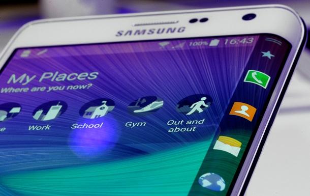 Samsung представила фаблеты Galaxy Note 4 и Note Edge с изогнутым дисплеем
