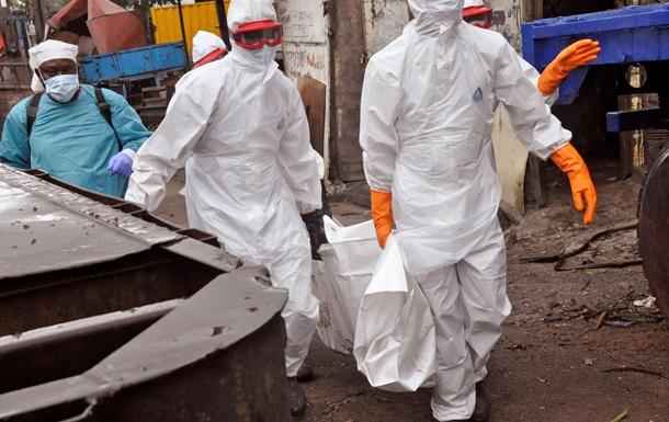 От вируса Эбола погибло более 1900 человек