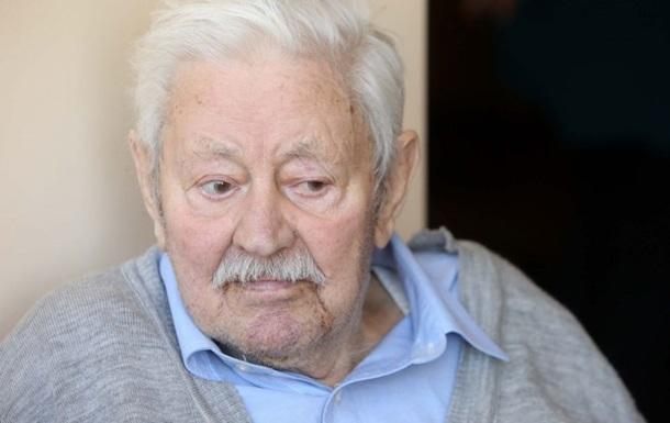 Умер известный литовский актер Донатас Банионис