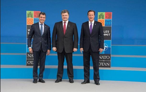 НАТО создает четыре трастовых фонда для Украины - Порошенко