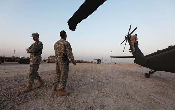Американцы нанесли очередной авиаудар по позициям боевиков в Ираке