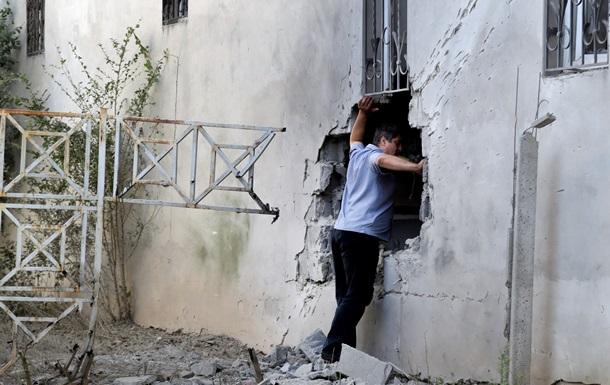 За ночь в Донецке ранены девять человек