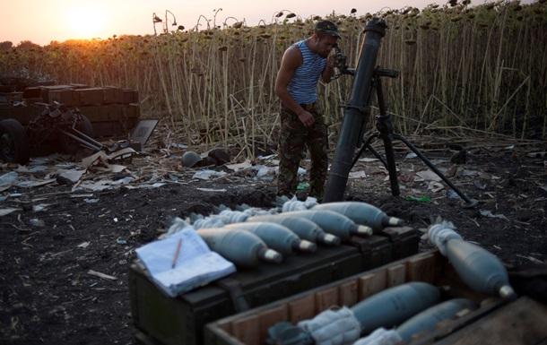 Между Новоазовском и Мариуполем идут тяжелые бои