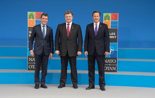 НАТО усилит поддержку Украины - совместное заявление на саммите в Уэльсе