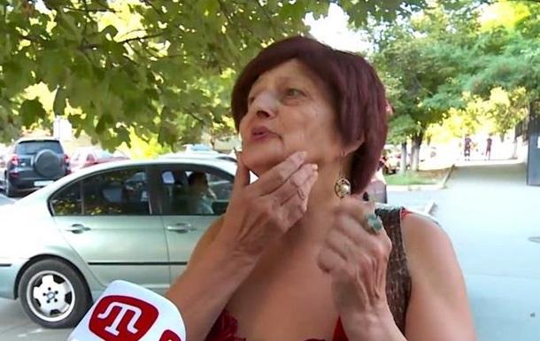 У жительницы Крыма русскоязычная челюсть - видео дня