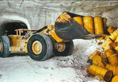 Прогнимак: Строительство ядерного могильника может привести к новым  чернобылям