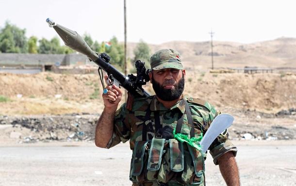 США снова обстреляли с воздуха позиции Исламского государства в Ираке