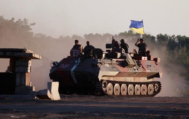 Бои на Донбассе: карта АТО на 6 сентября